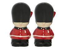 GUARDSMAN SALT & PEPPER SET