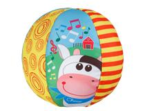 Musical Ball First Activity Toy