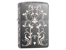 28833 FINE FILIGREE - BLACK ICE