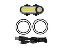 Radiant® 125 Rechargeable Bike Light - W