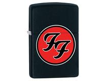 29477 FOO FIGHTERS - BLACK MATTE