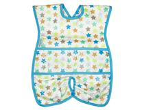 WIPE CLEAN HIGHCHAIR HUGGER BIB STELLA