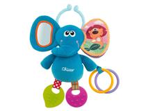 First Activities Elephant Stroller Toy