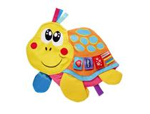 Molly Cuddly Turtle Textile Rattle